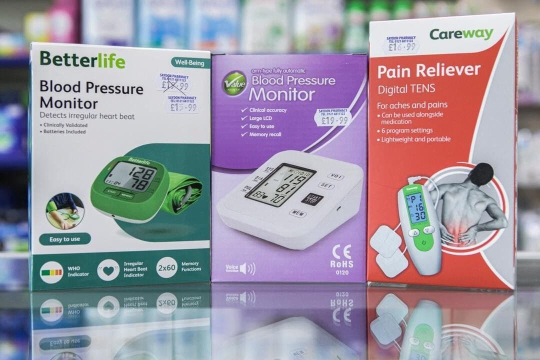 Manage your pain with this portable electronic health device